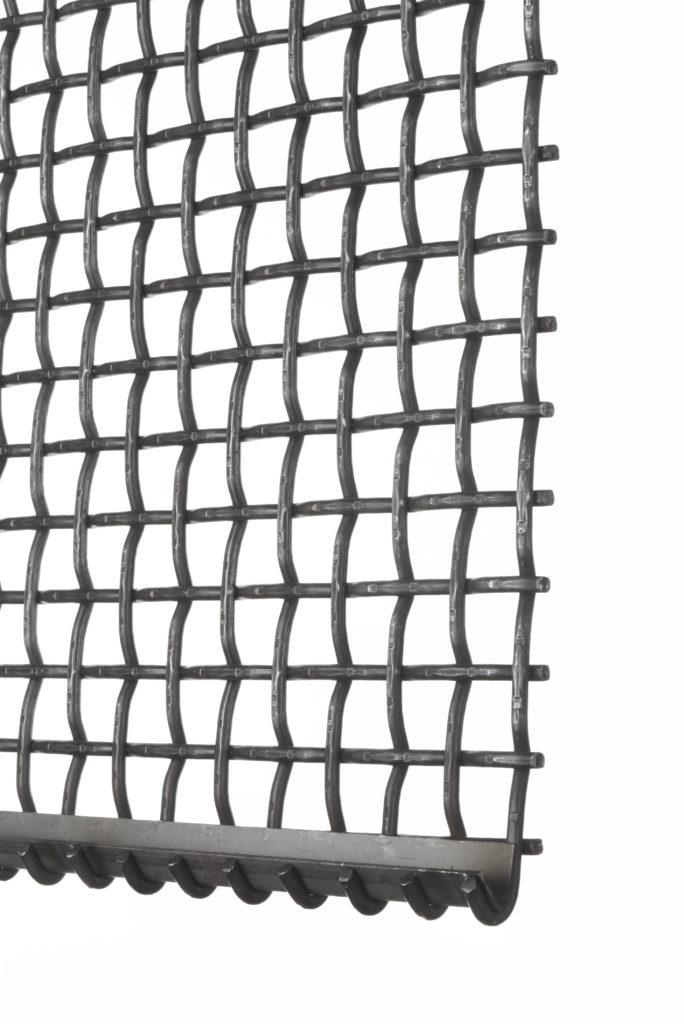 aggregate woven wire