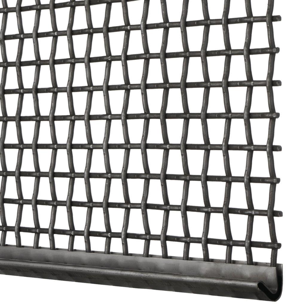 woven wire cloth aggregate