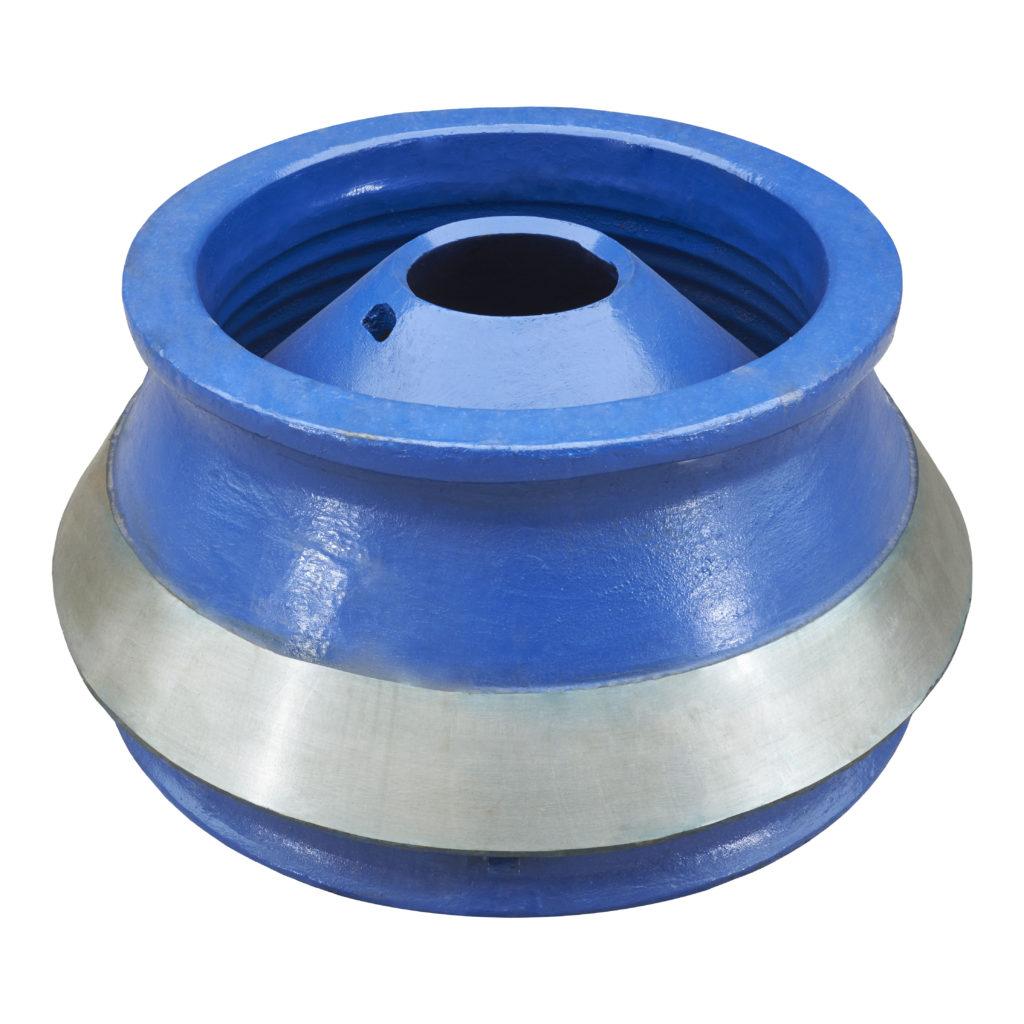 manganese crusher parts