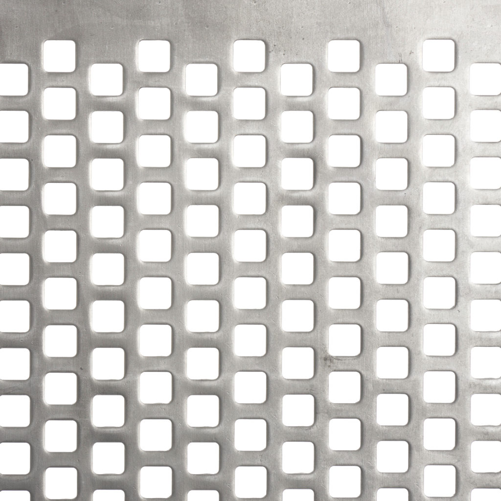 perforated plate punched plate