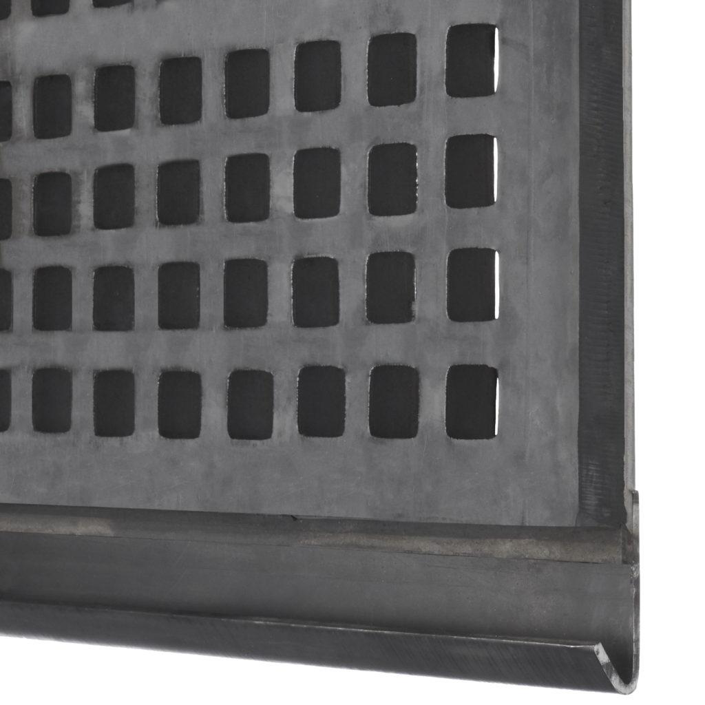 rubber modular panels