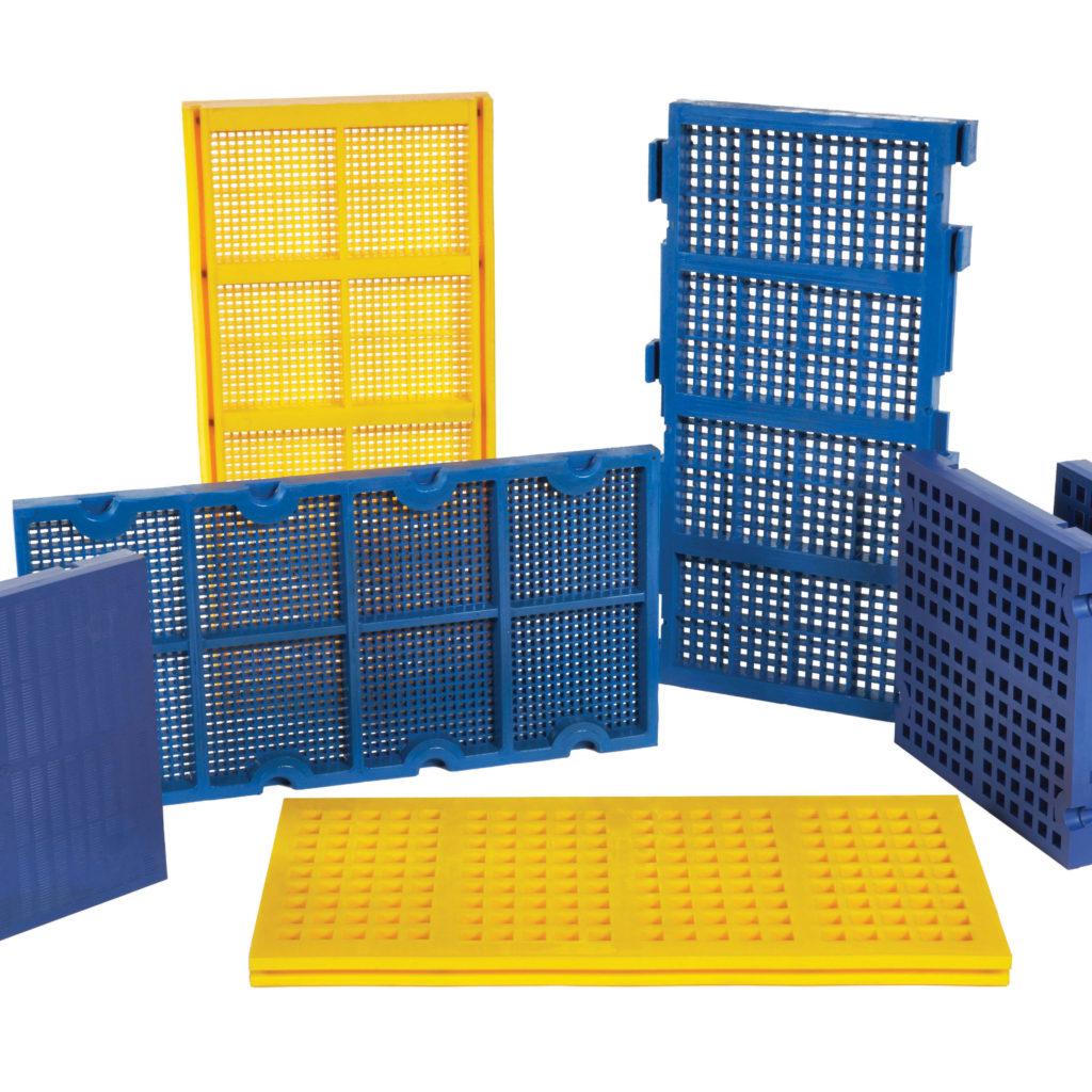 urethane modular panels