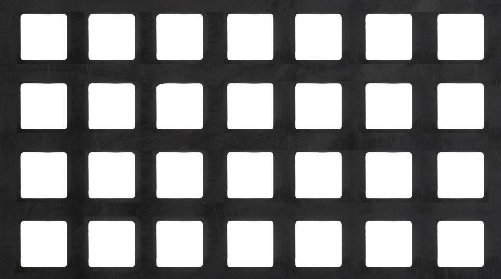 rubber screens modular panels